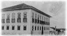 Segundo prédio da Câmara de Sorocaba, atual Correio